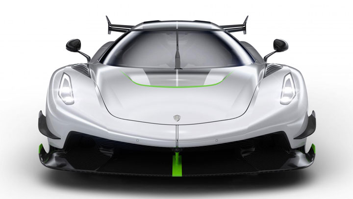 Koenigsegg has built the world's first 300mph car
