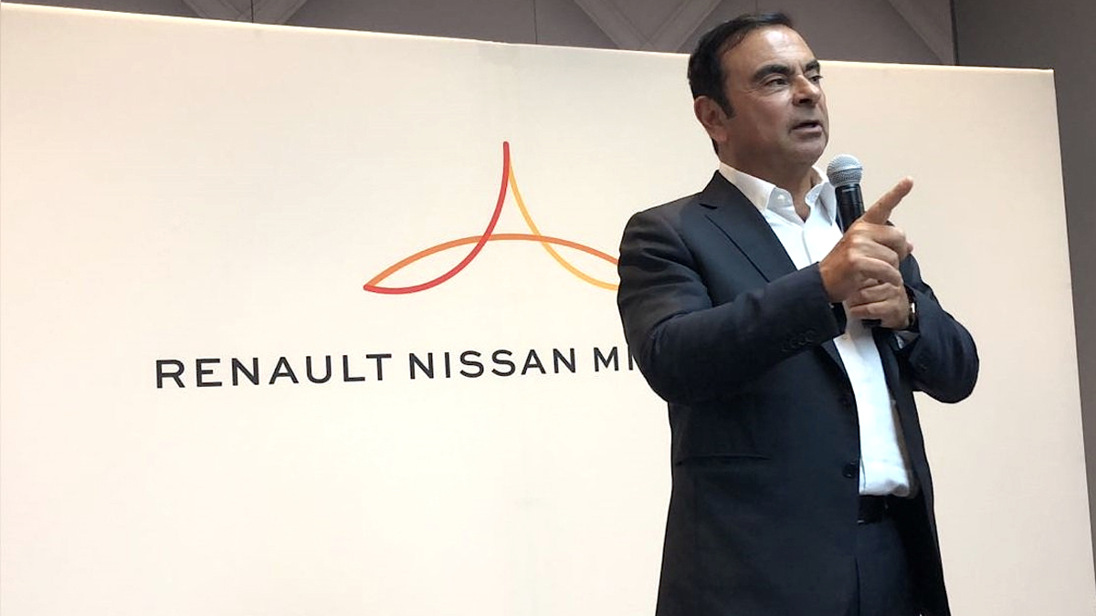Ghosn released on bail