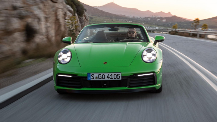 2019 Porsche 911 Carrera S Cabriolet Review Price Photos