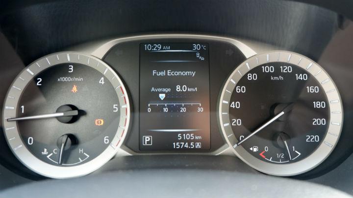 2019 Nissan Terra 2.5L VL 4X2 7AT: review