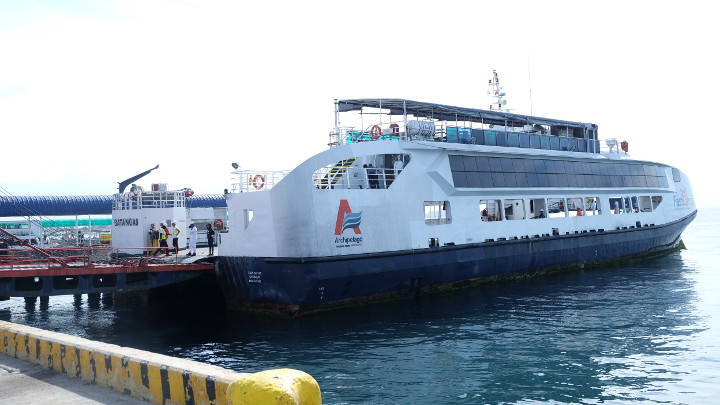 Motorcycle travel via RORO ferry is fast gaining popularity