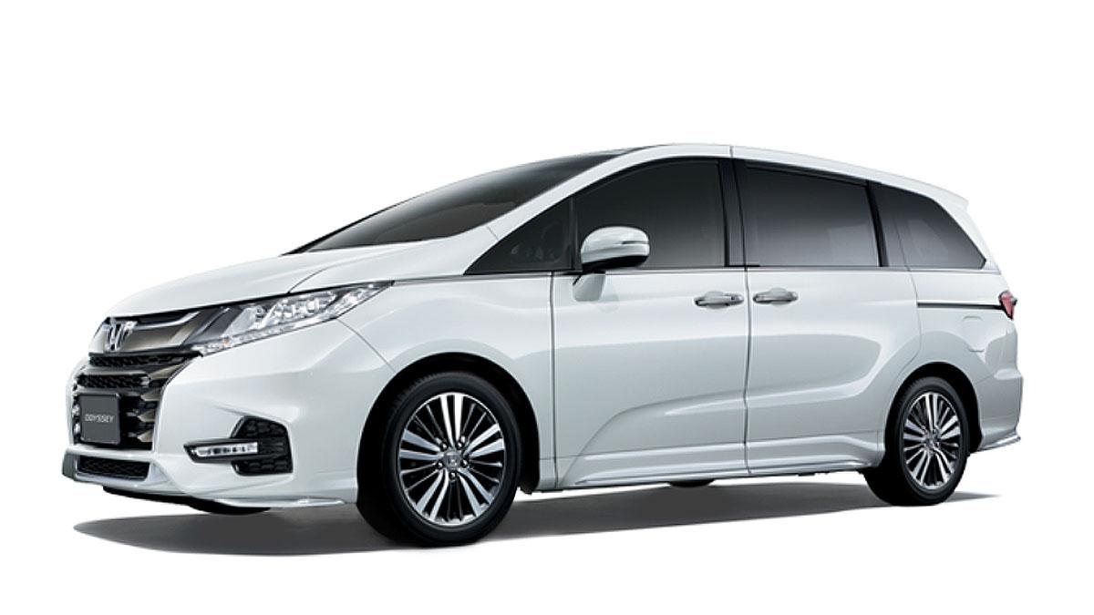 2019 Honda Odyssey Philippines: Price, Specs, & Review ...