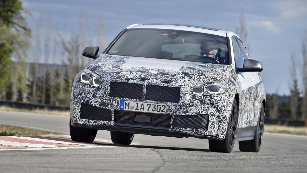 A Sneak Preview Of The Next Generation 2020 Bmw 1 Series