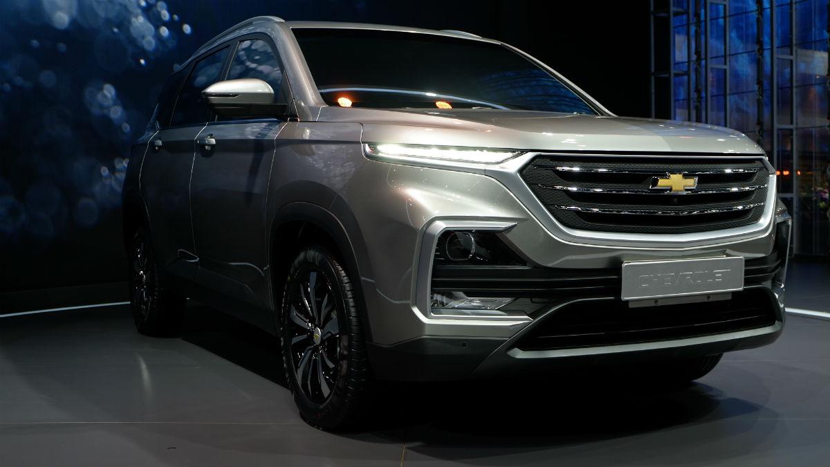 2019 Chevrolet Captiva: Specs, Features, Photos