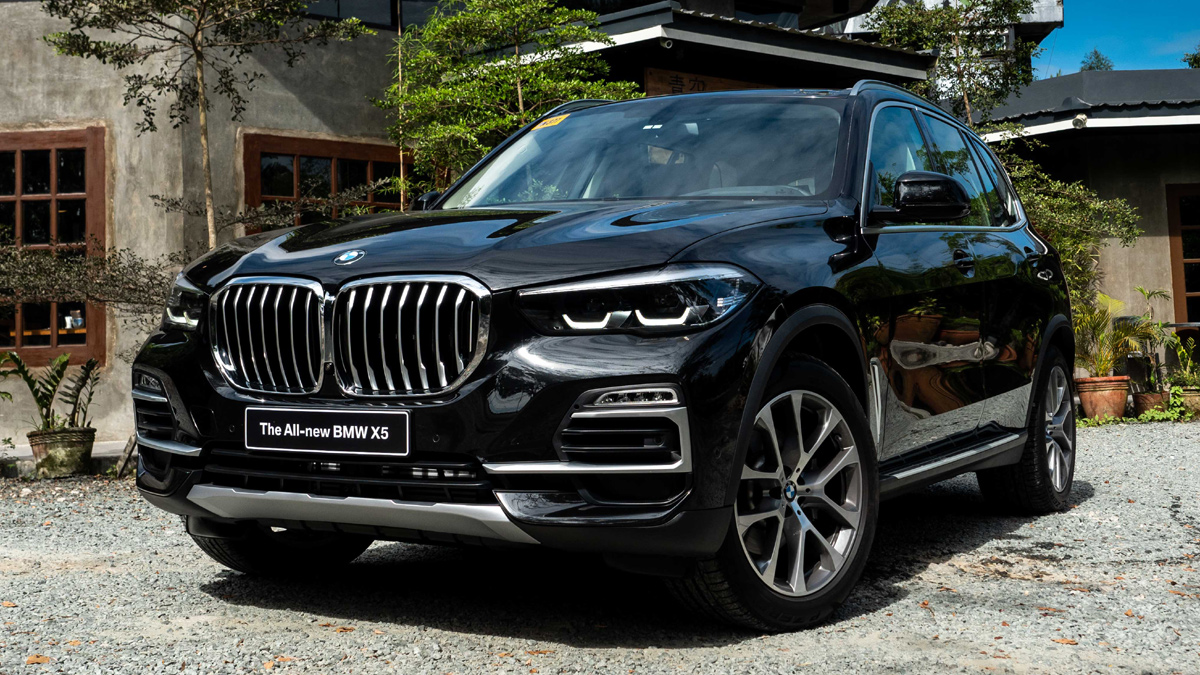 11092c750d00 Review  BMW X5 xDrive30d xLine. Can a car ...