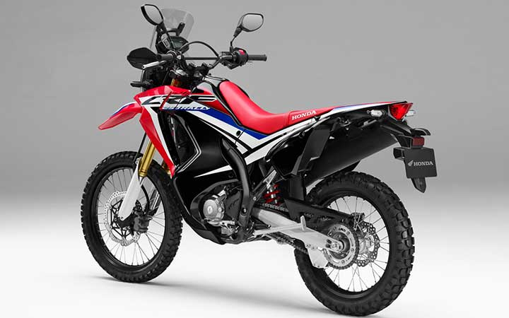 2019 Honda CRF250L Rally: Specs, Features, Price