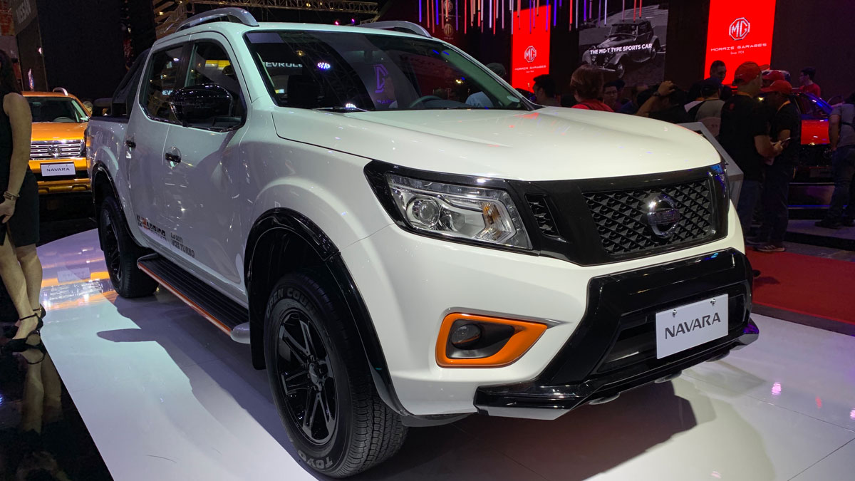 Nissan Navara | Top Gear Philippines