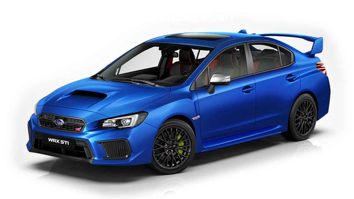 2019 Subaru Wrx Sti Philippines Price Specs Review