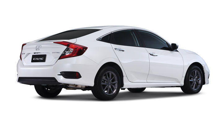 5500 All New Civic Turbo Rs Terbaik