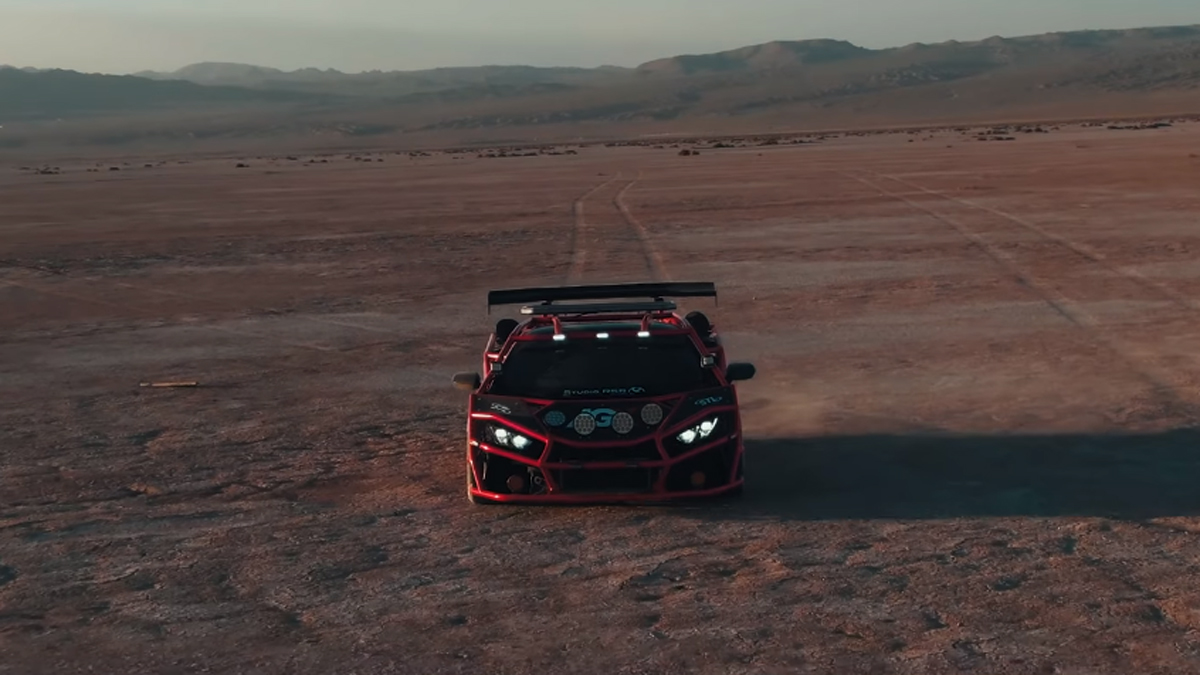 Lamborghini Huracan Top Gear Philippines