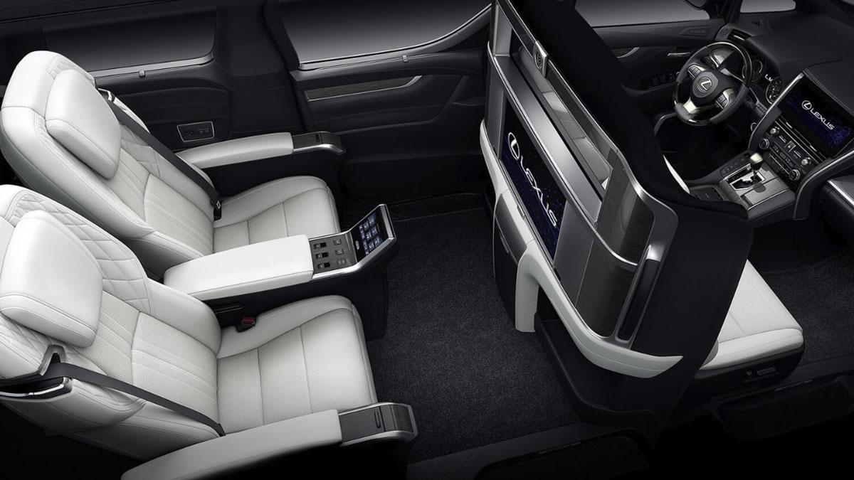 Lexus LM 2019: Specs, Features, Photos
