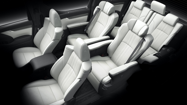 2019 Lexus Lm Interior Specs Prices Features