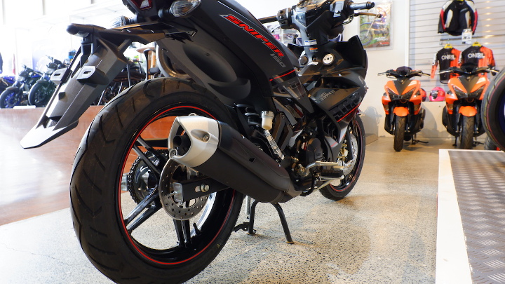 2019 Yamaha Sniper: specs, features, price, review