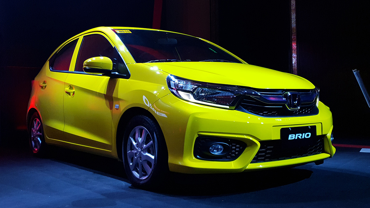 2019 Honda Brio Gallery: Specs, Prices, Features
