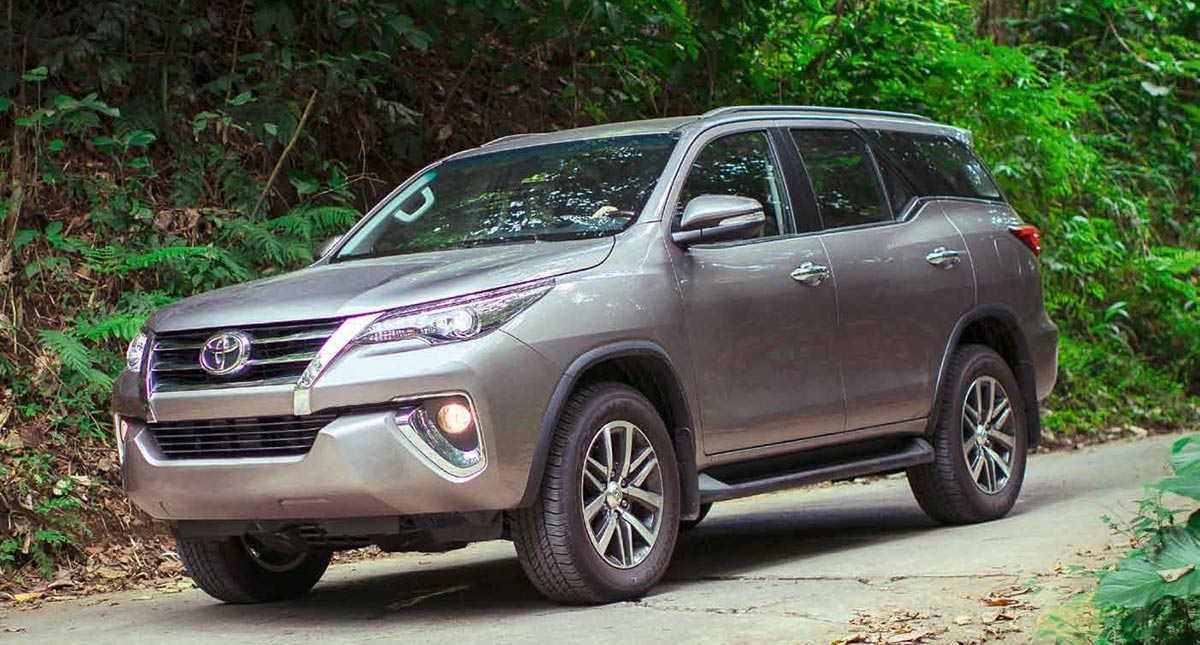 Toyota Fortuner | Top Gear Philippines