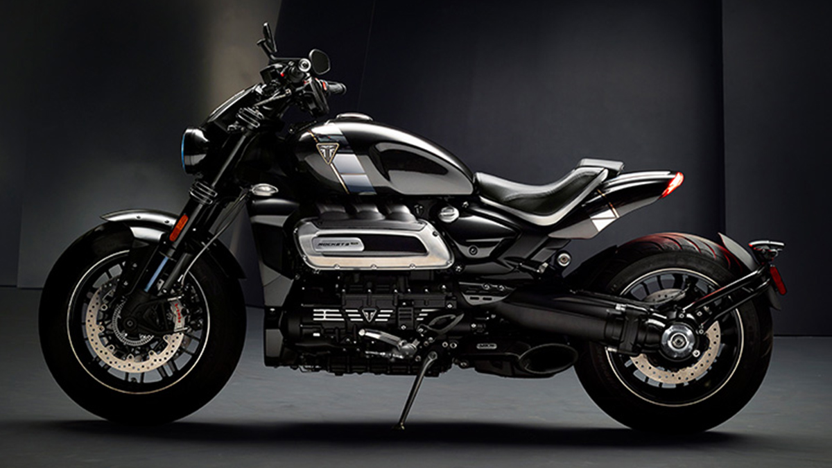 Triumph Rocket 3 Tfc 2019 Specs Price Features Review