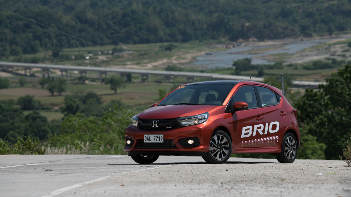 First drive: The new Honda Brio is the potential star of reasonably priced cars