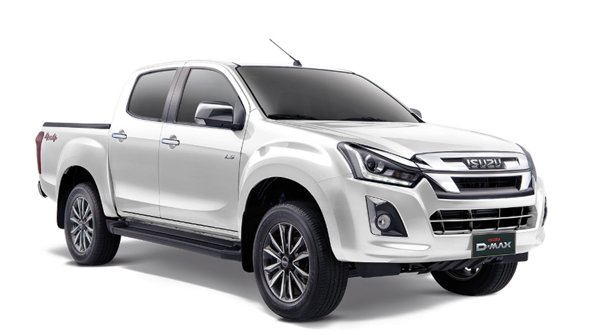 2019 Isuzu D-Max Philippines: Price, Specs, & Review Price & Spec