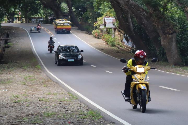 fuel economy run