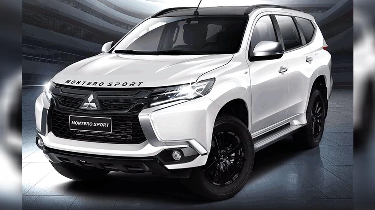 2019 Mitsubishi Montero Sport GLS Black Series: photos, video