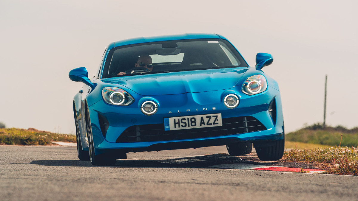 Renault to be known as Alpine F1 Team from 2021 season
