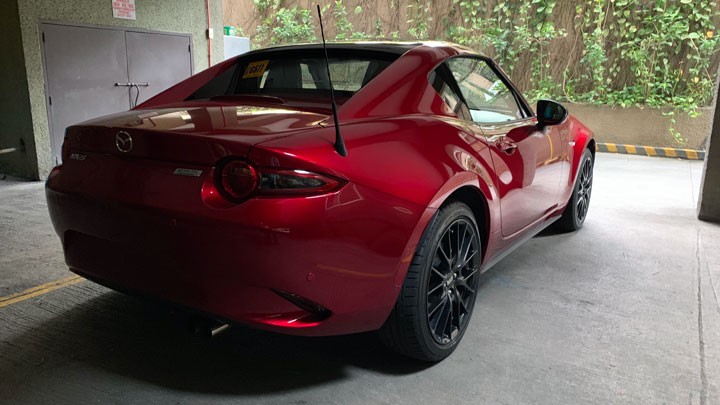 Mazda Mx 5 Rf Price >> 2019 Mazda MX-5 RF Club Edition: Price, Specs, Features