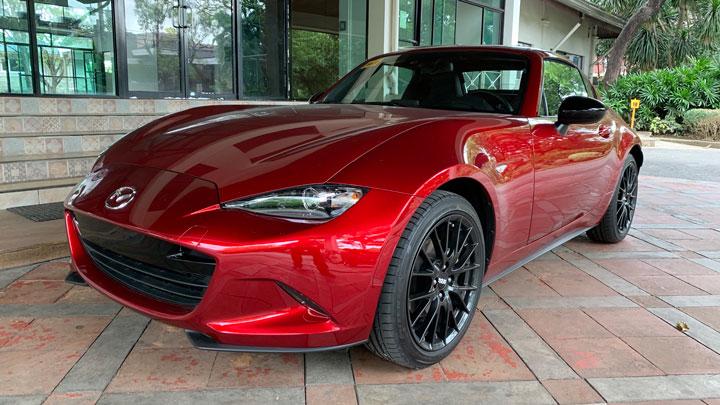 2019 Mazda MX-5 RF Club Edition: Price, Specs, Features
