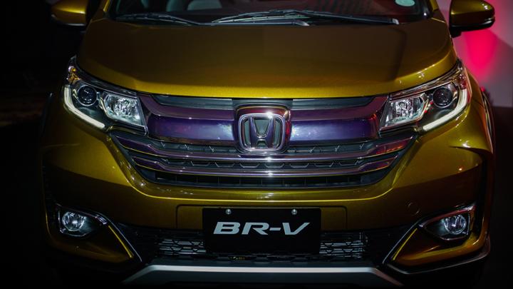 2019 Honda BR-V: Specs, Prices, Features, Photos