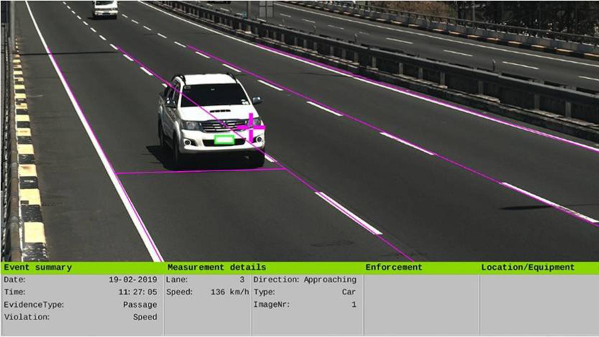 New speed cameras along Skyway and NAIAX, management warns