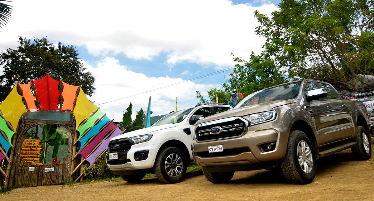 Ford Ranger | Top Gear Philippines