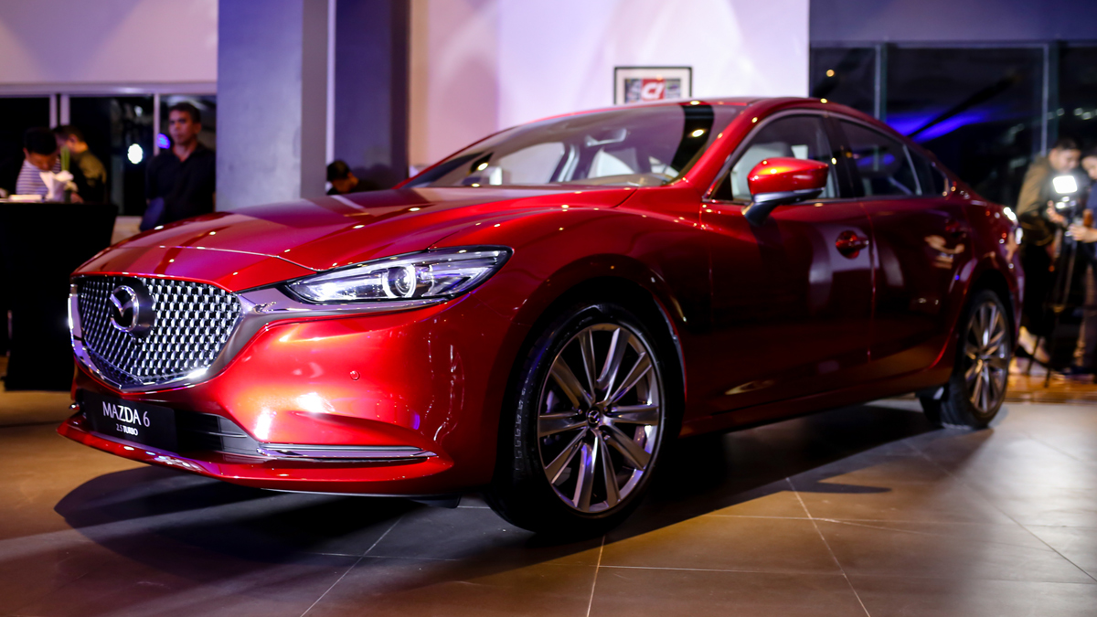 2019 Mazda 6: Specs, Prices, Features