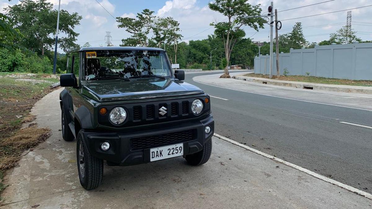 Suzuki Jimny | Top Gear Philippines