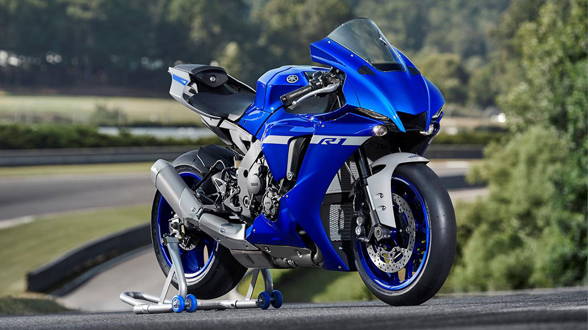 2020 Yamaha YZF-R1M and YZF R1 US reveal