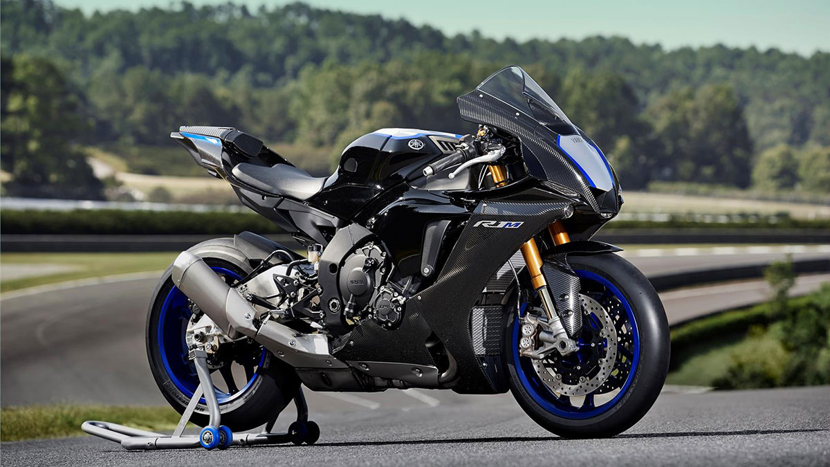 2020 Yamaha Yzf R1m And Yzf R1 Us Reveal