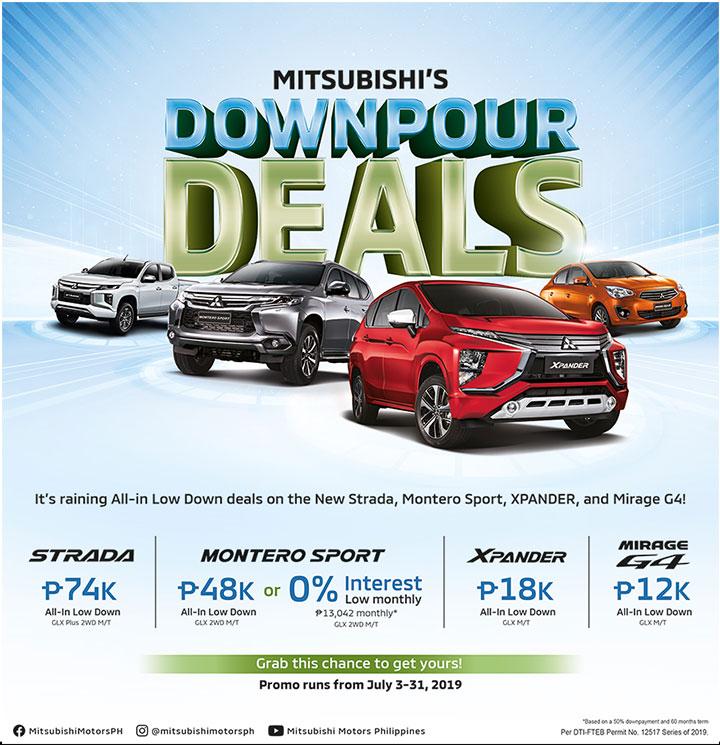 car promo deals philippines 2019