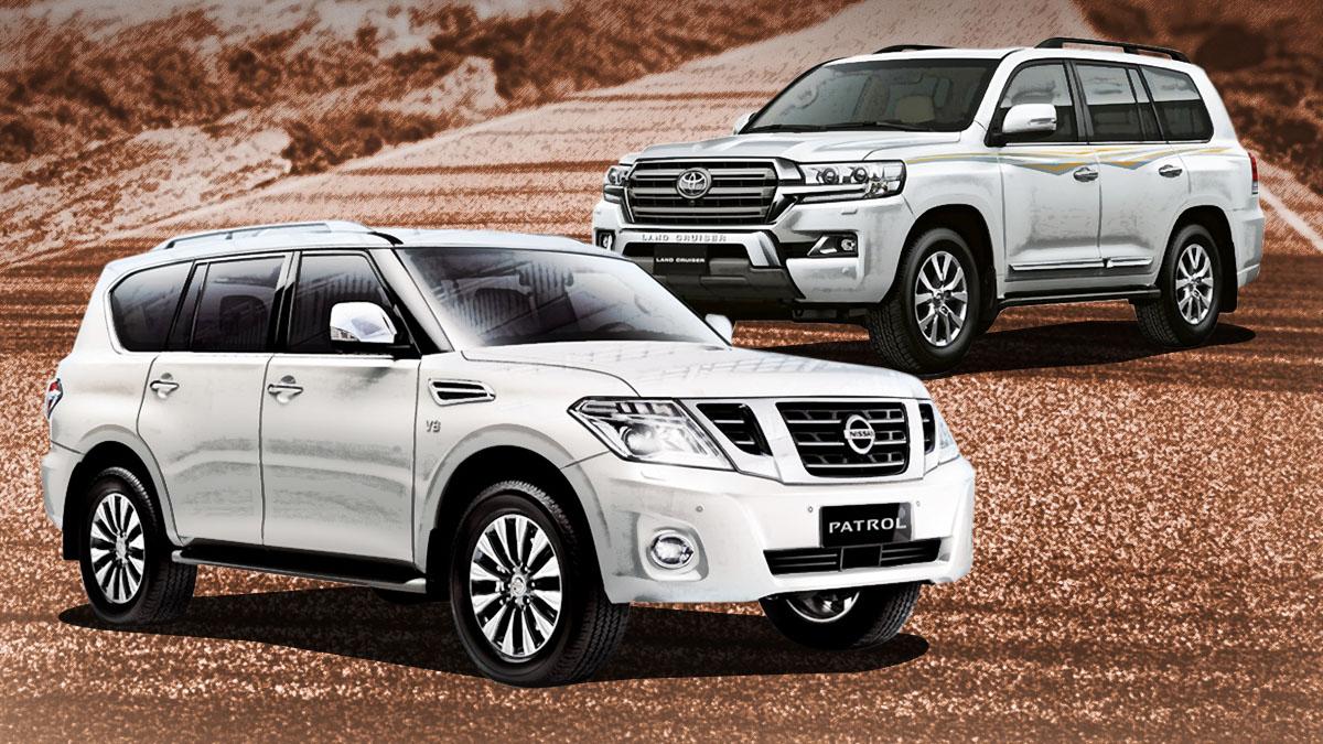 Nissan Patrol | Top Gear Philippines