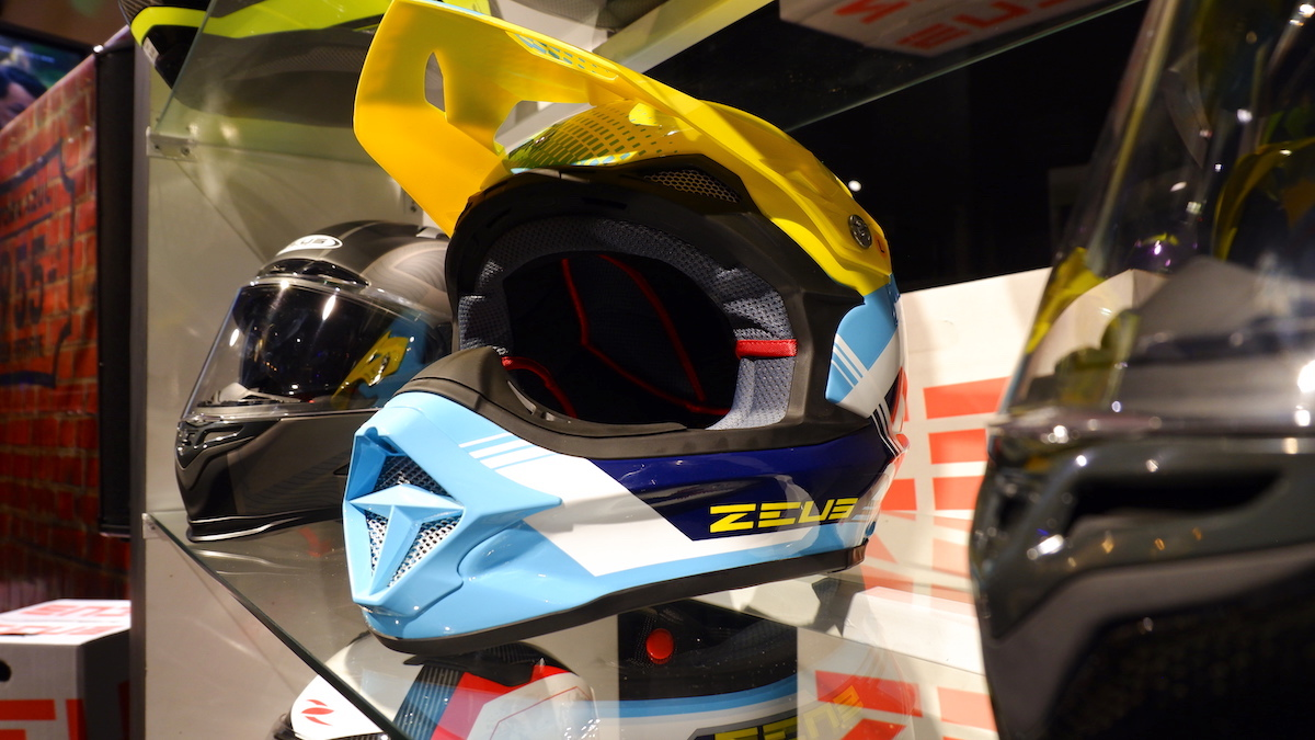Taiwanese Brand Zeus Helmets Has Officially Arrived In Ph