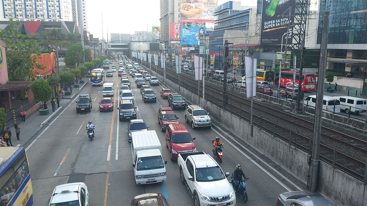 Traffic Management | Top Gear Philippines