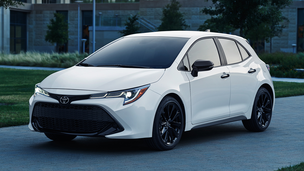 Toyota Corolla Nightshade Packages Lack One Key Ingredient