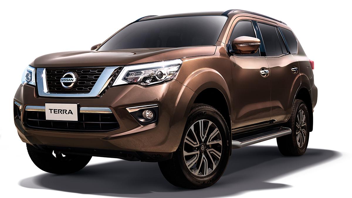 2020 Nissan Terra: Specs, Prices, Features
