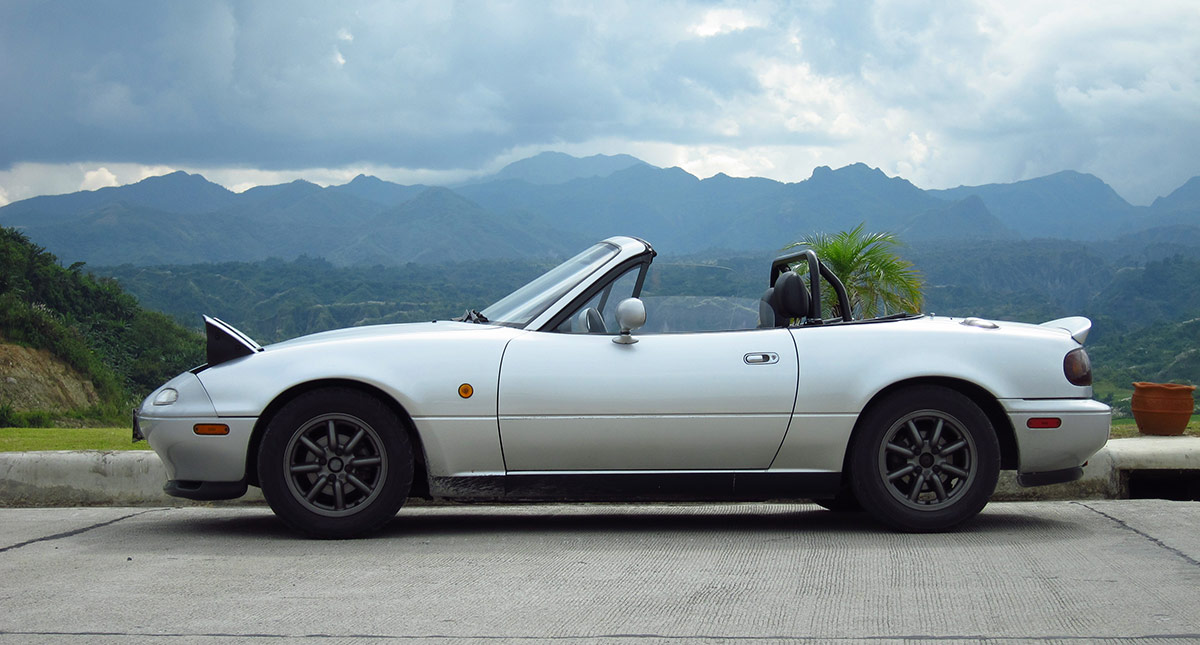 Convertible   Top Gear Philippines