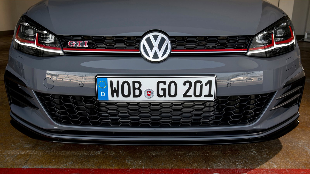 Volkswagen to debut new logo at Frankfurt show