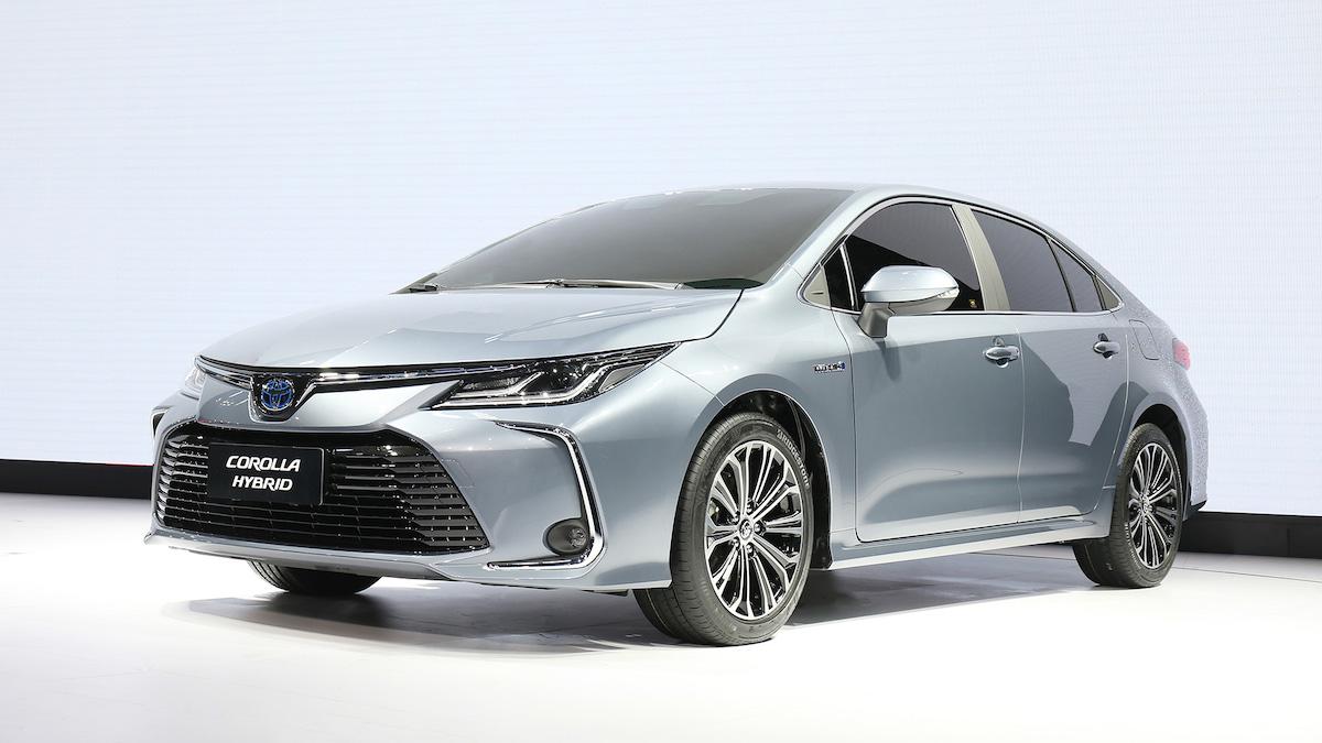 2020 Toyota Altis Pricing