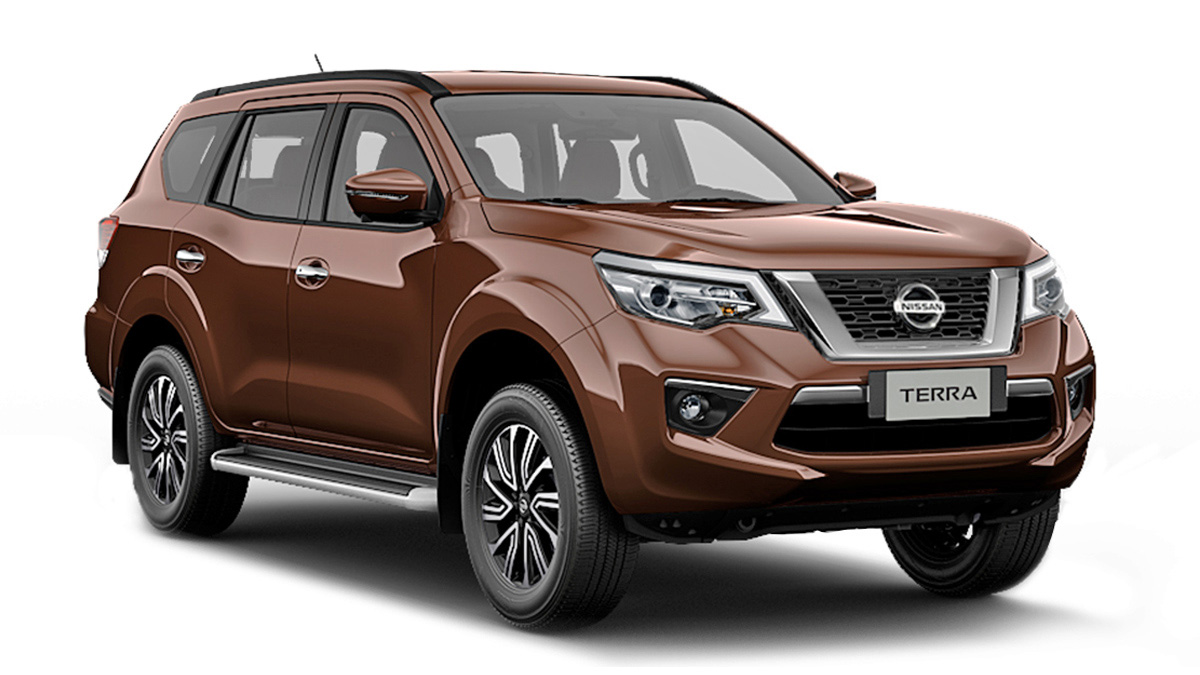 Image result for nissan terra 2019
