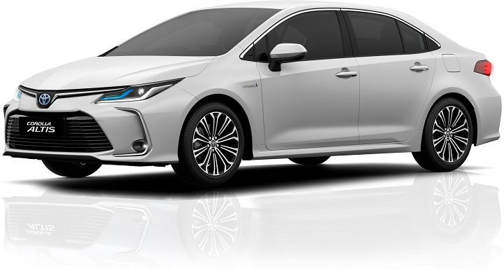 2020 Toyota Corolla Altis: Launch, Specs, Prices, Features ...
