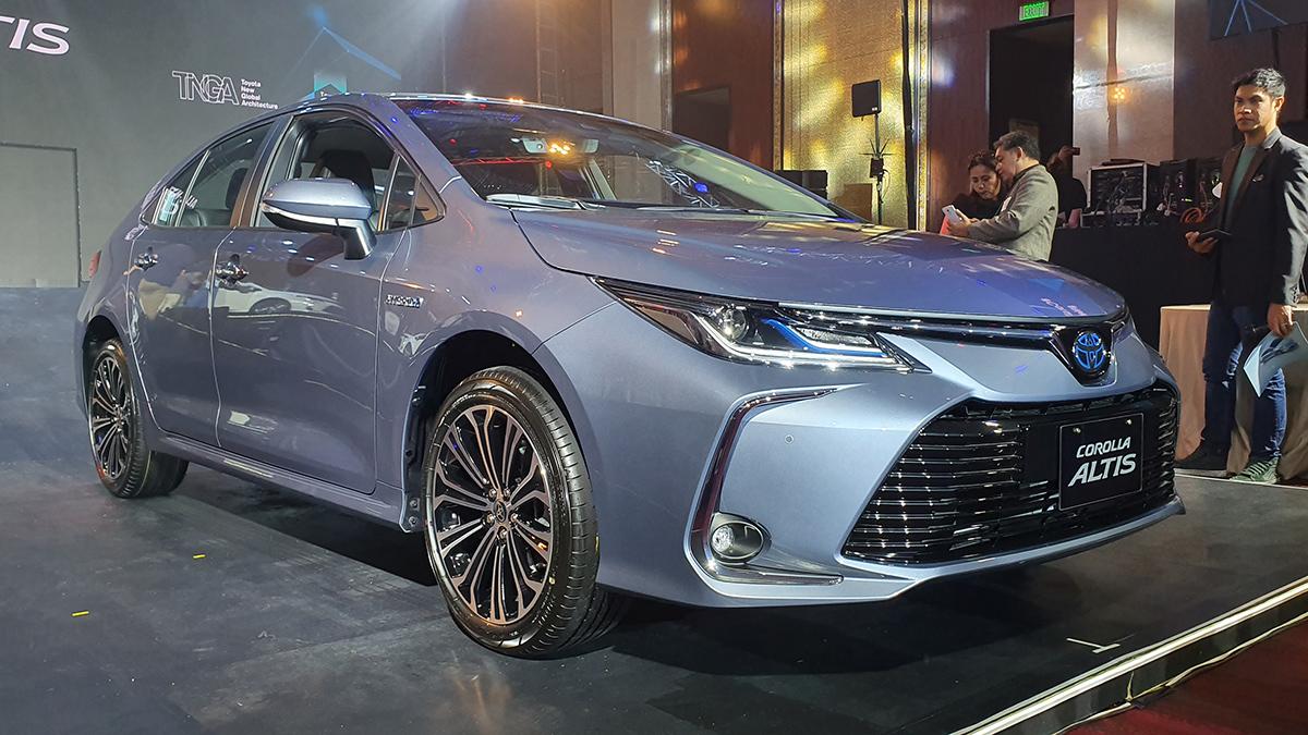 2020 Toyota Altis Release Date