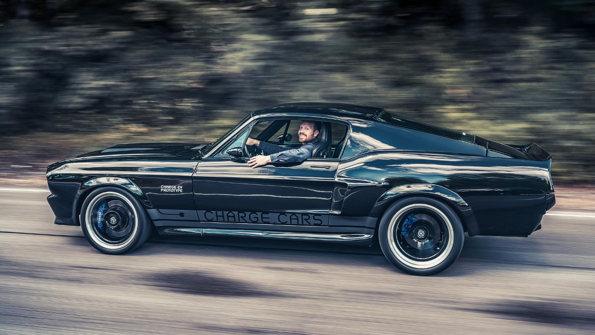 Eleanor Ford Mustang by Charge Automotive: Specs, Features ...