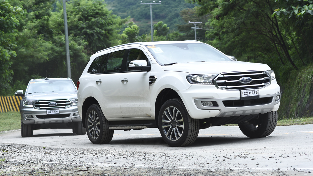 2020 Ford Everest Review