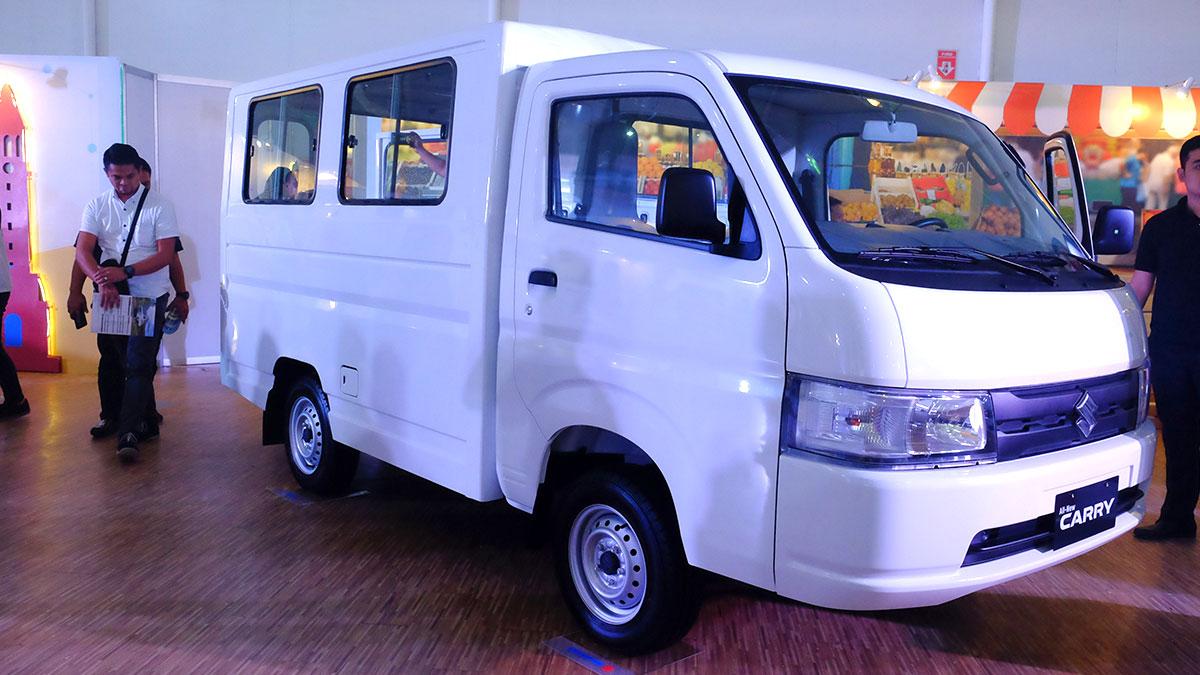 2020 Suzuki Carry: Price, specs, variants