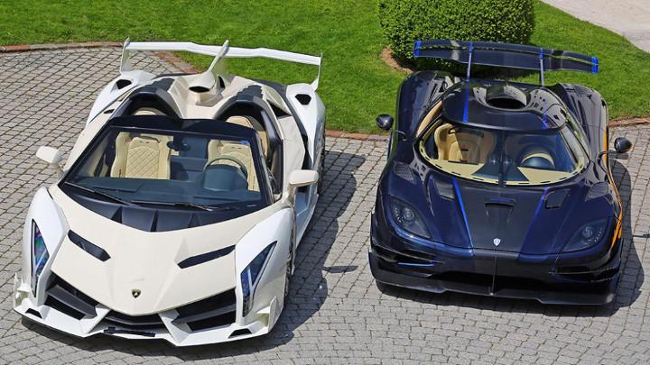 A Lamborghini Veneno Roadster Has Been Purchased For P431 5 M